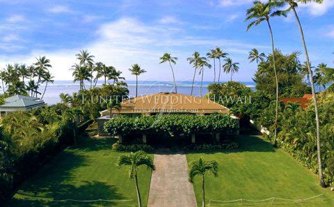 ハワイ キャルバリーバイザシー教会