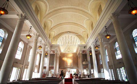 ハワイ セントラルユニオン教会