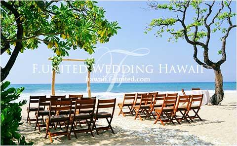 ハワイ島ウエディング