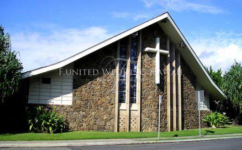 ハワイ ナティビティ教会