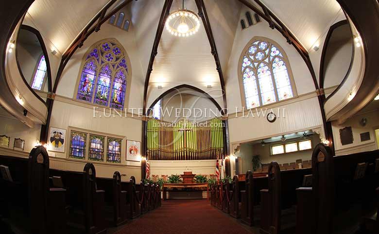 ハワイ カウマカピリ教会