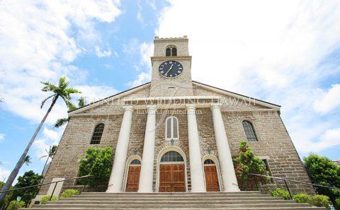 ハワイ カワイアハオ教会