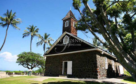 マウイ島 ケアワライ教会