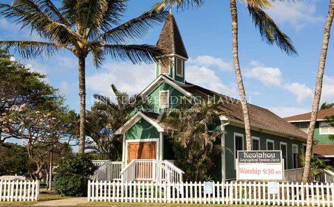 マウイ島 ケオラホウ教会