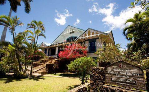 マウイ島 ラハイナ教会