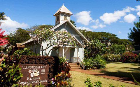 マウイ島 ラフィオカラニ教会