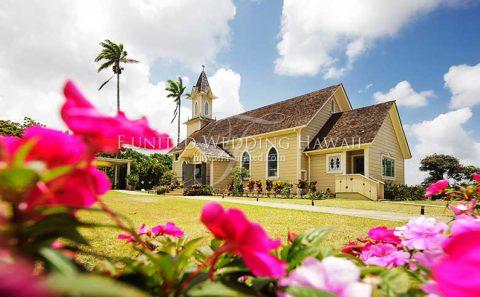 カウアイ島 リフエルーセラン教会