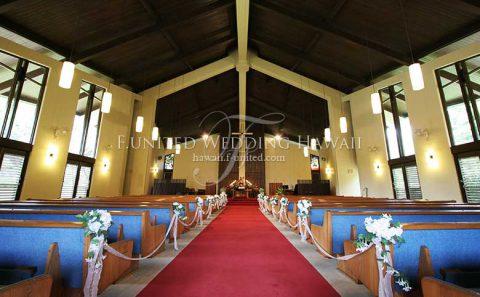 ハワイ ヌアヌ教会
