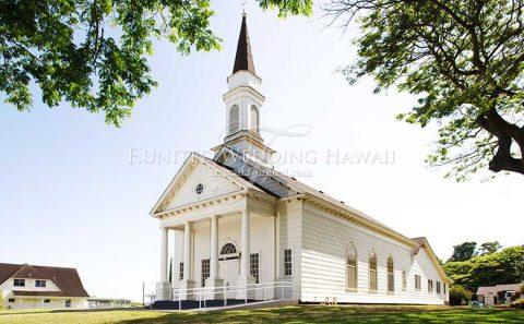 カウアイ島 オールドコロア教会