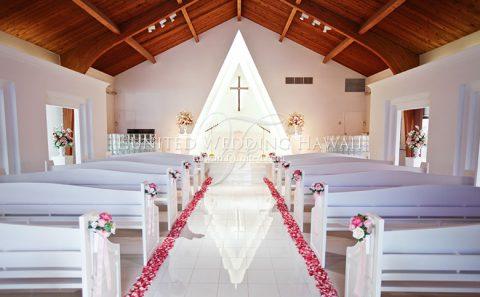 ハワイ プリマリエ教会