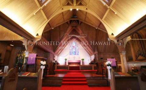 ハワイ セントクレメンツ教会